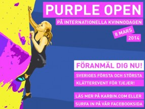 Purple Open